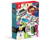 Nintendo Super Mario Party + Joy-Con Pair (Neon Green/Neon Pink) SWITCH