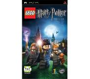 LEGO Lego Harry Potter: Year 1-4 - Sony PlayStation Portable - Toiminta/Seikkailu