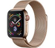 Apple Watch Series 4 40mm GPS + Cellular (Kulta Milanese Loop)