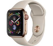Apple Watch Series 4 40mm GPS + Cellular (Stone Sport Band)