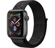 Apple Watch S4 40mm Harmaa/Musta+Loop MU672KS
