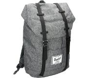 Herschel Retreat Backpack raven crosshatch / black ru Koko Uni