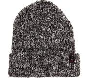 Brixton Heist Beanie black / grey heather Koko Uni