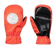 DC-Shoes Shelter Mittens red orange Koko L