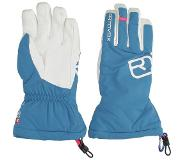 Ortovox Swisswool Freeride Gloves blue sea Koko S