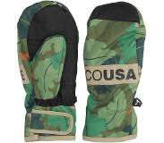 DC-Shoes Franchise Mittens chive leaf camo youth Koko L