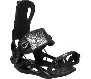 SP Fastec Ft270 Snowboard Bindings 2020 black Koko XL