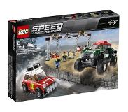 LEGO Speed Champions 75894 Mini Cooper Rally ja John Cooper