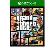 Rockstar Games Grand Theft Auto V, Xbox One videopeli Perus