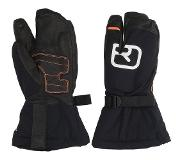 Ortovox Swisswool Pro Lobster Gloves black raven Koko S