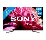 "Sony KD75XG9505B 75"" Full Array LED UHD"