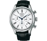 Seiko Presage SRQ023J1 Enamel Collection Automatic Chronograph