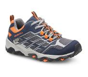 Merrell Moab FST Low Kengät, Navy/Orange 35