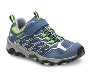Merrell Moab FST Low A/C Kengät, Grey/Green 29