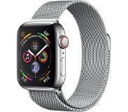 Apple Watch Series 4 GPS + Cellular 40mm, Hopea+Milanese Loop