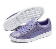 Puma Smash Vikky Glitz Jr Tennarit, Purple 36