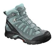 Salomon Quest Prime GTX kengät Naiset, lead/stormy weather/eggshell blue UK 5 | EU 38 2019 Vaelluskengät