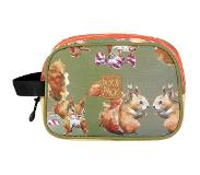 Pick & Pack Toiletcase squirrel green