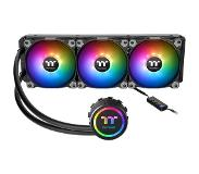 Thermaltake Water 3.0 360 ARGB Sync Water cooling Special LED Water Block Design RGB spectrum three powerful 120mm fans