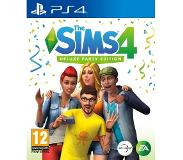 Electronic Arts The Sims 4 - Deluxe Party Edition (PS4)