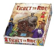Days of wonder Ticket To Ride (Suomi) LAUTA