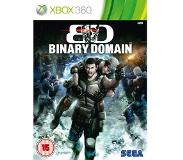 SEGA Binary Domain: Limited Edition X360