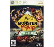 Microsoft Monster Madness: Battle for Suburbia Xbox 360