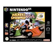 Retrospelbutiken.se Mickeys Speedway USA - Nintendo 64 (käytetty)