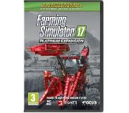Games Farming Simulator 17 - Platinum Expansion