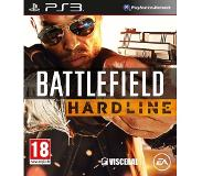 Electronic Arts Battlefield: Hardline (PS3)
