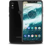 Motorola One 64GB, Musta