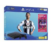 Sony PS4: Playstation 4 konsoli 1TB - Fifa 19 Bundle (UK)