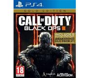 Activision Call of Duty: Black Ops III - Gold Edition - Sony PlayStation 4 - FPS