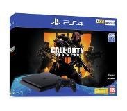 Sony PlayStation 4: Pelikonsoli 500 GB (COD Black Ops 4 bundle) PS4