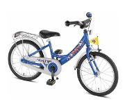 Puky ZL 16 inch ALU children's bike (Frame colour: blue/grey, Showroom model: no)
