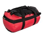 Highlander Lomond Duffle 65L weekend bag (Main colour: red)