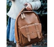Elodie details BackPack MINI, Chestnut Leather, Elodie Details