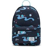 Parkland Edison children's backpack (Main colour: dark blue/lightblue)