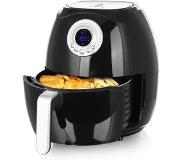 Emerio Smart Fryer 4.5 L Musta