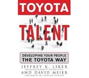 Toyota Talent Book