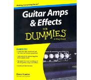 Book Guitar Amps and Effects For Dummies