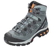 Salomon Quest 4D 3 GTX Kengät Naiset, lead/stormy weather/bird of paradise UK 4,5 | EU 37 1/3 2019 Vaelluskengät