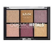 Nyx Cosmic Metals Shadow Palette