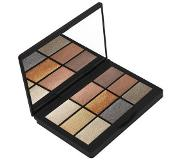 Gosh 9 Shades Metallic Eyeshadow Collection No.005 To Party In London 12g