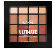 Nyx Ultimate Eyeshadow Palette – Warm Neutrals USP03 13,3g
