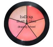 Isadora Blush & Glow Draping Wheel 18 gr No. 056