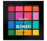 Nyx Ultimate Eyeshadow Palette – Brights USP04 13,3g