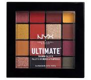 Nyx Ultimate Multi-Finish Shadow Palette 09 Phoenix 13,3g