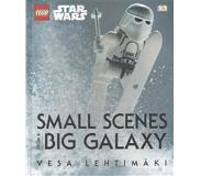 Book LEGO Star Wars(TM) Small Scenes From A Big Galaxy