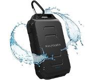 RAVPower Extreme Outdoor, 10050 mAh varavirtalähde, Waterproof/dustproof, Musta